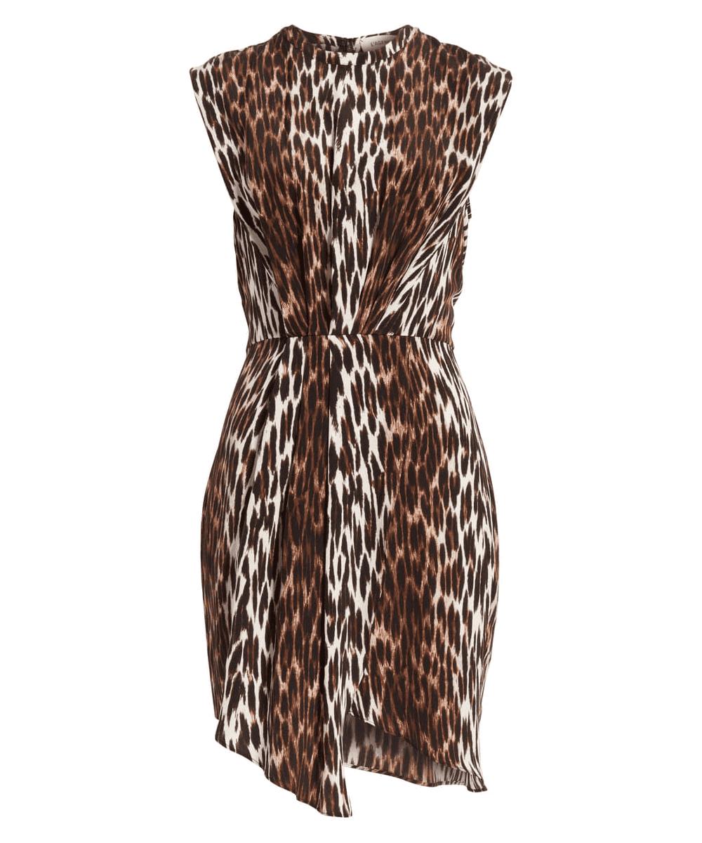 4be9403711 Cipriana Dress – Black Multi Camilla
