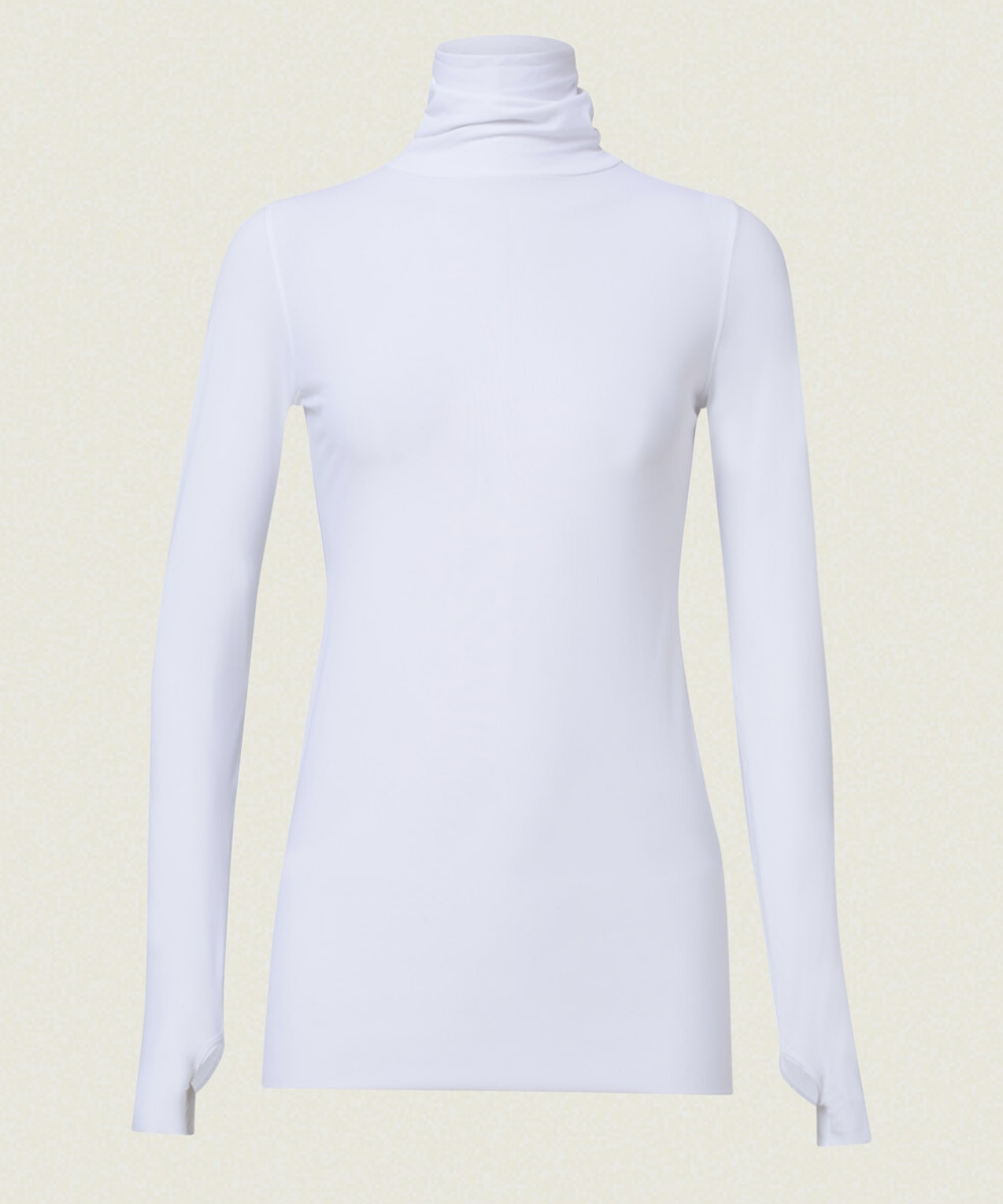 dorothee schumacher turtleneck tee top