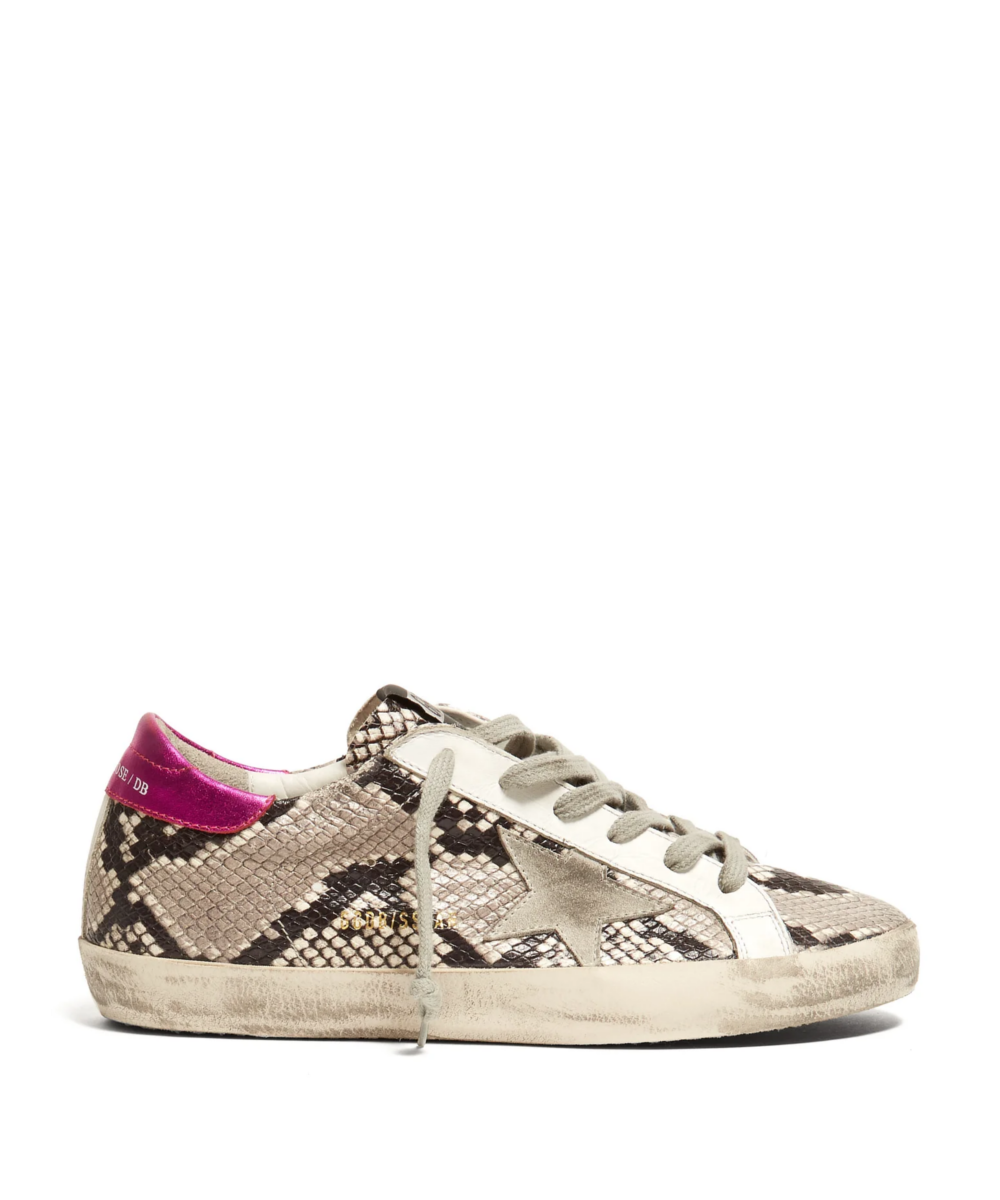 sports shoes 2218c 50f58 Superstar Sneakers – Snake / Pink