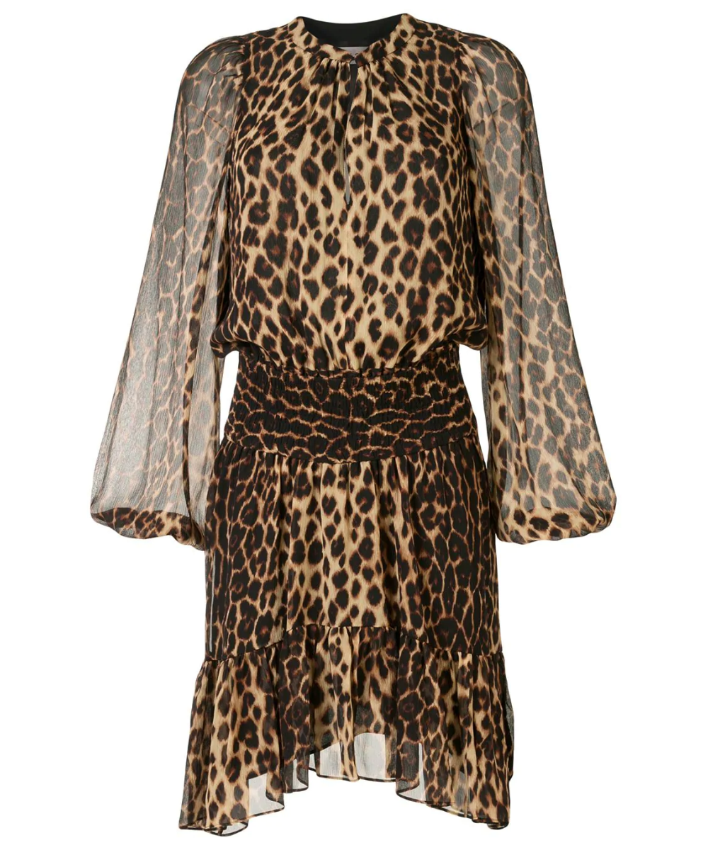 ALC Leopard Sidney Dress
