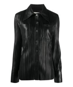 Blaine Shirt Black Nanushka