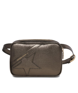 Logo Star Belt Bag Pewter Golden Goose Product