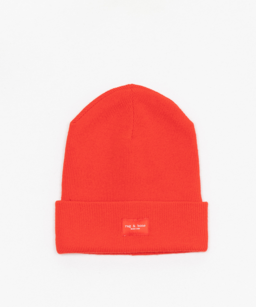 Addison Beanie Red Rag & Bone
