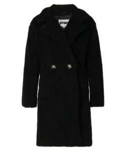 Anouck Coat Black Apparis