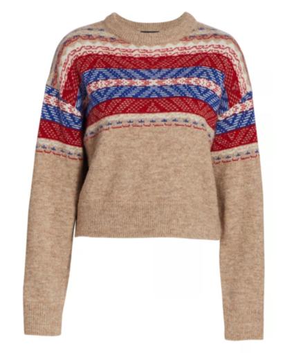 Finlay Sweater Camel Rag & Bone