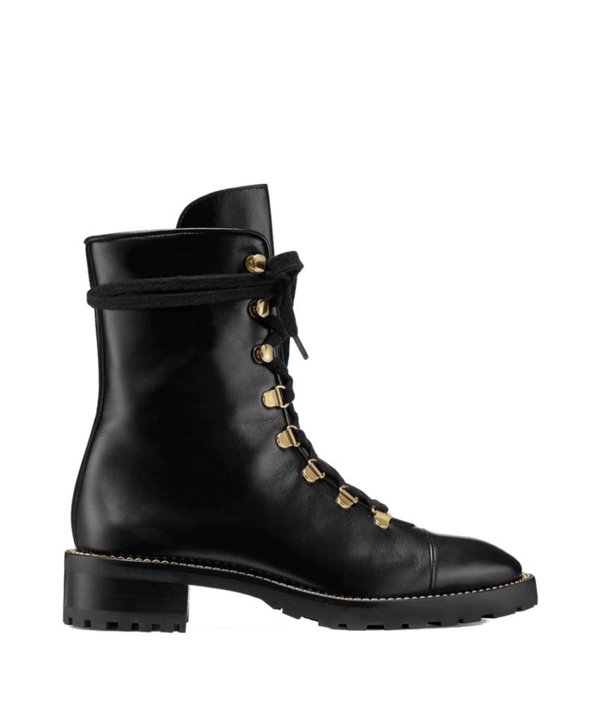 Kolbie Boot Black Stuart Weitzman