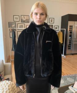 Reese Jacket Model