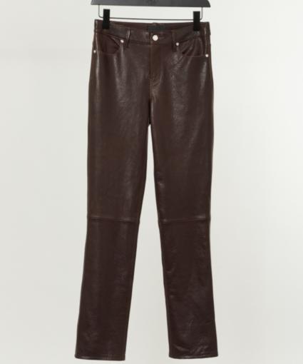 Remi Pant Cedar Leather RtA