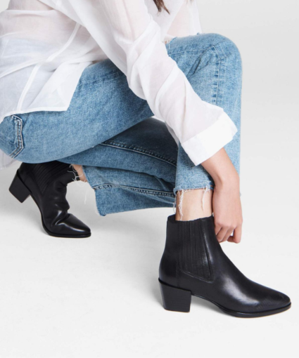 Rover Ankle Boot Black Rag & Bone Model