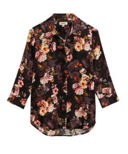 L'Agence MOSCHATA ROSA Dani blouse