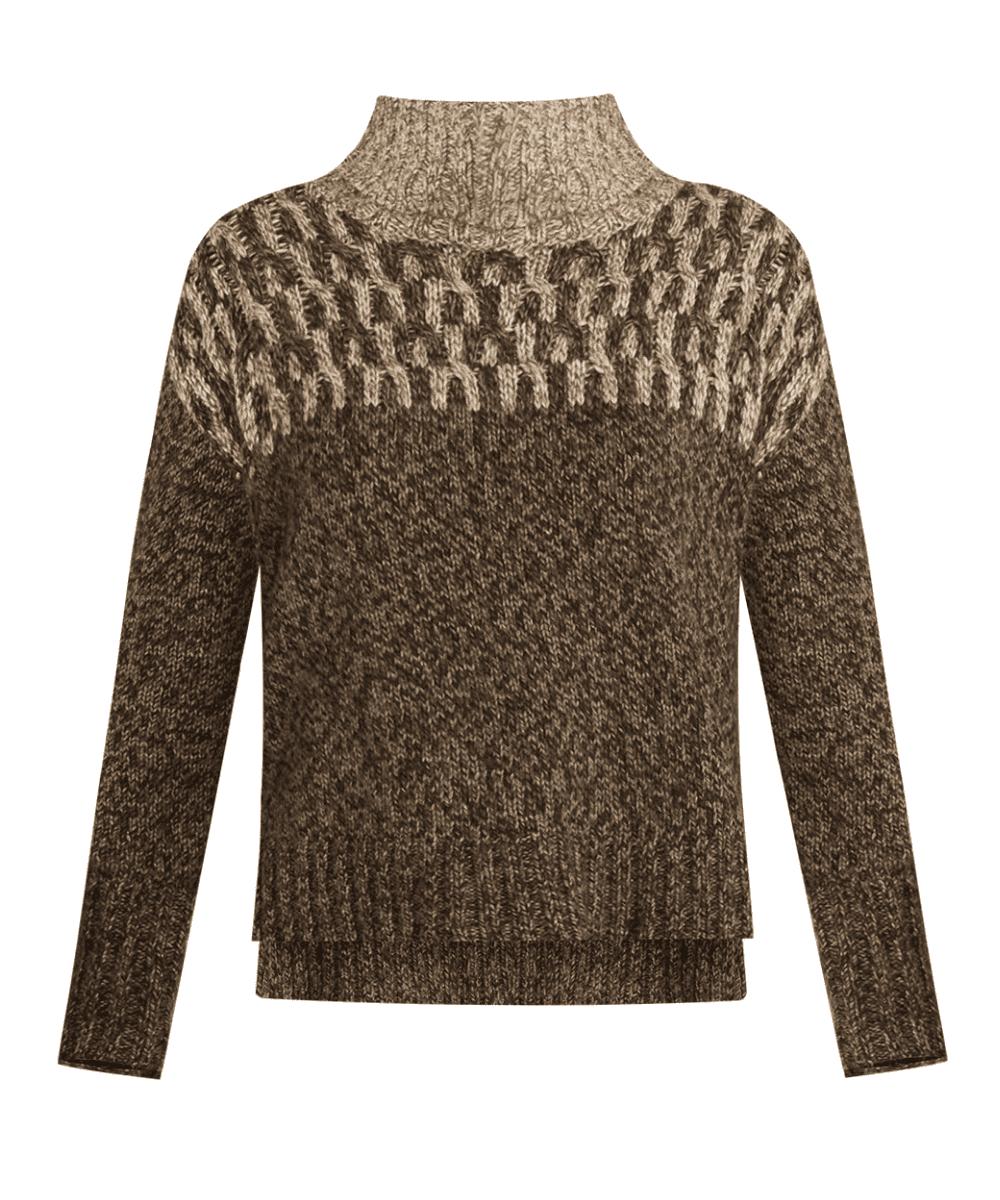 Bia Turtleneck Sweater Veronica Beard