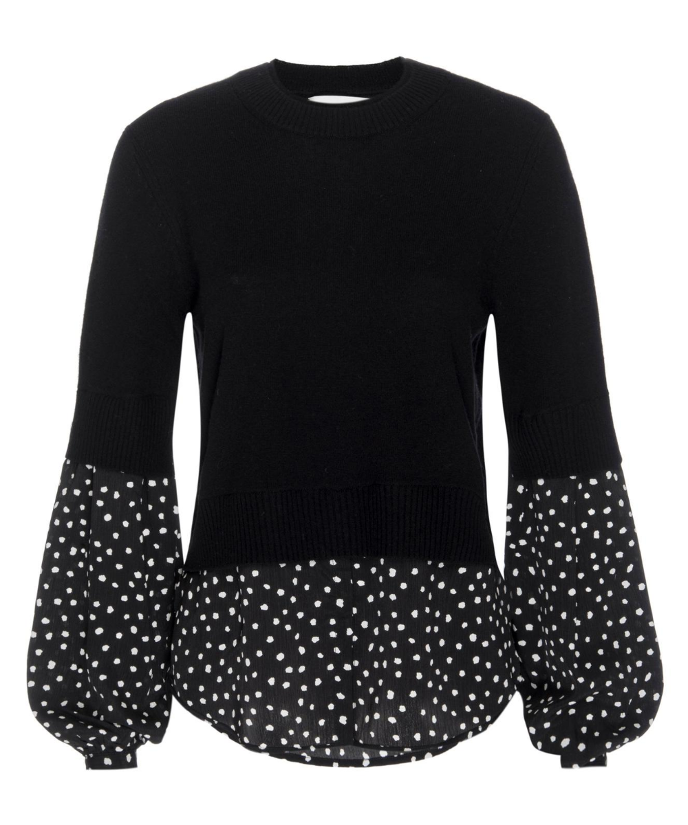 Ebbi Sweater Black Onyx Brochu Walker