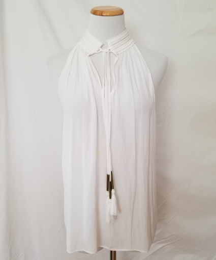 Sam Top Ivory Ramy Brook Front