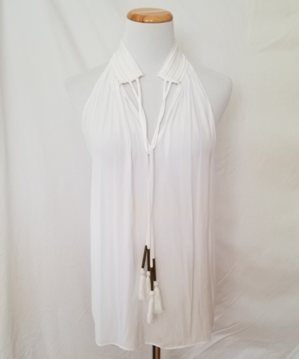 Sam Top Ivory Ramy Brook Front1