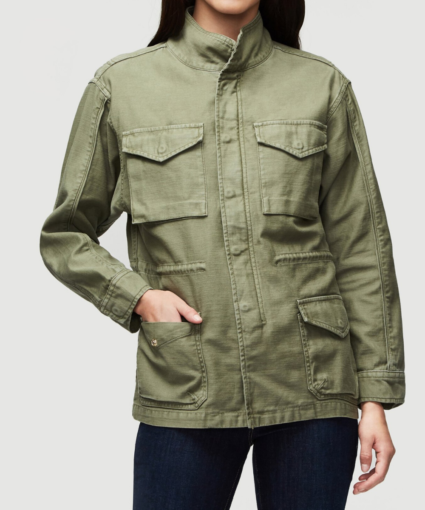 Frame Military Service Jacket