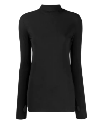 dorothee schumacher turtleneck black