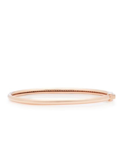 malibu rose gold bangle back