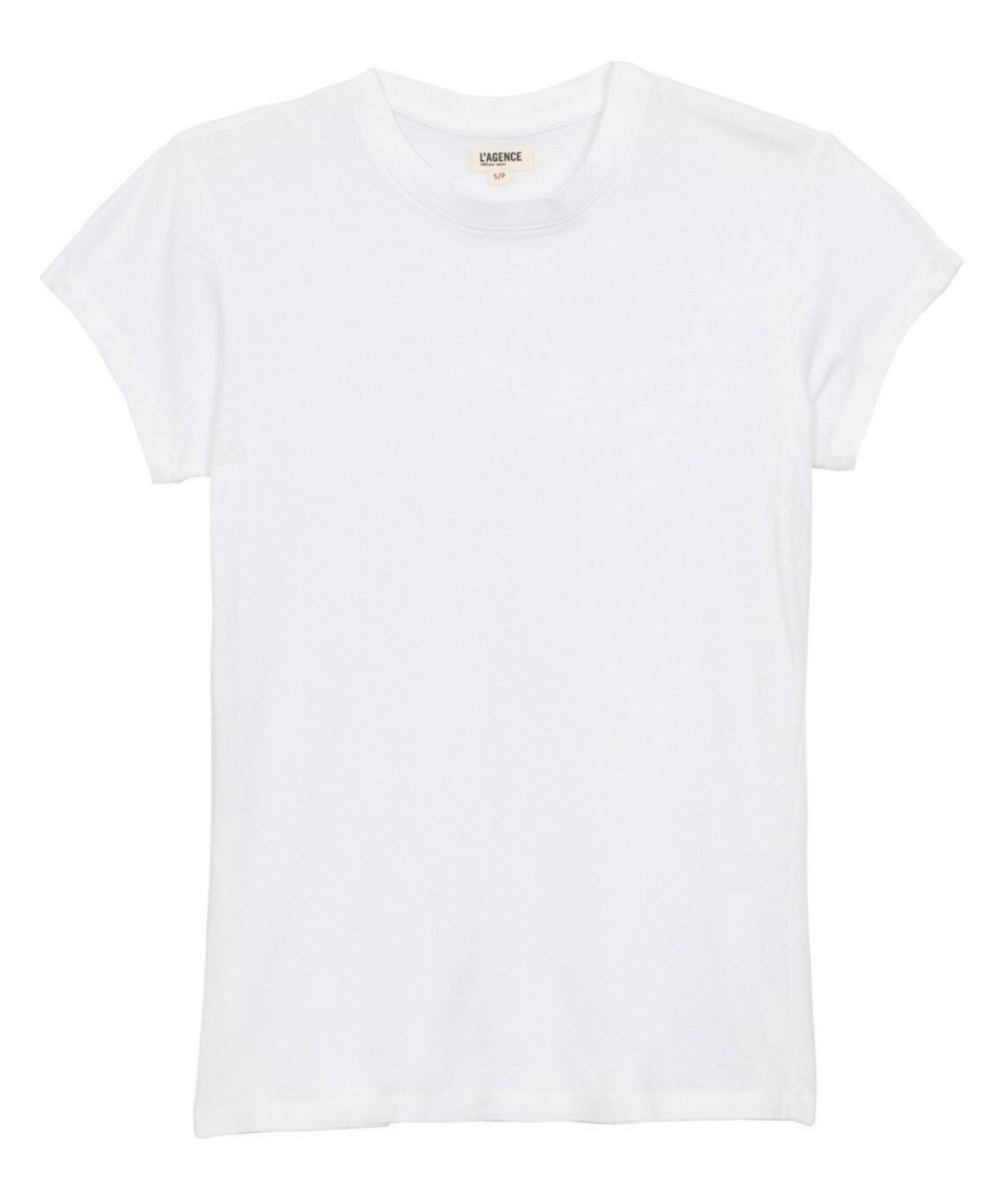 Cory Tee White L'Agence