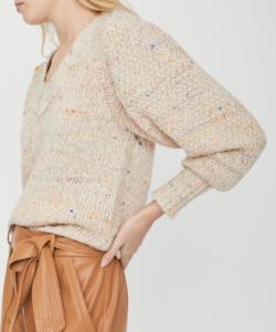 andrian sweater saffron brochu walker