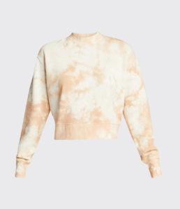 tie dye sweatshirt toffee jonathan simkahi