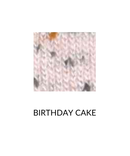 Birthday Cake Color Autumn Cashmere