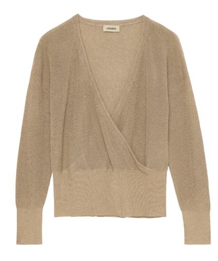 Blair Sweater Biscotti L'Agence