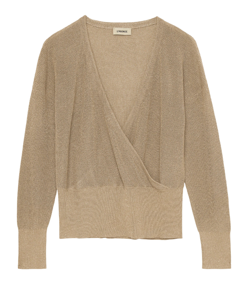 Blair Sweater Biscotti L'Agence