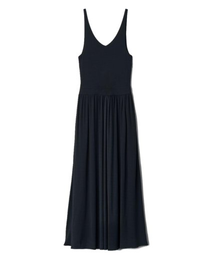 DANCER MAXI TANK DRESS BLACK RAG & BONE