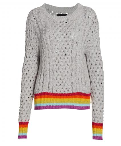Silver Lining Sinbad Sweater Le Superbe
