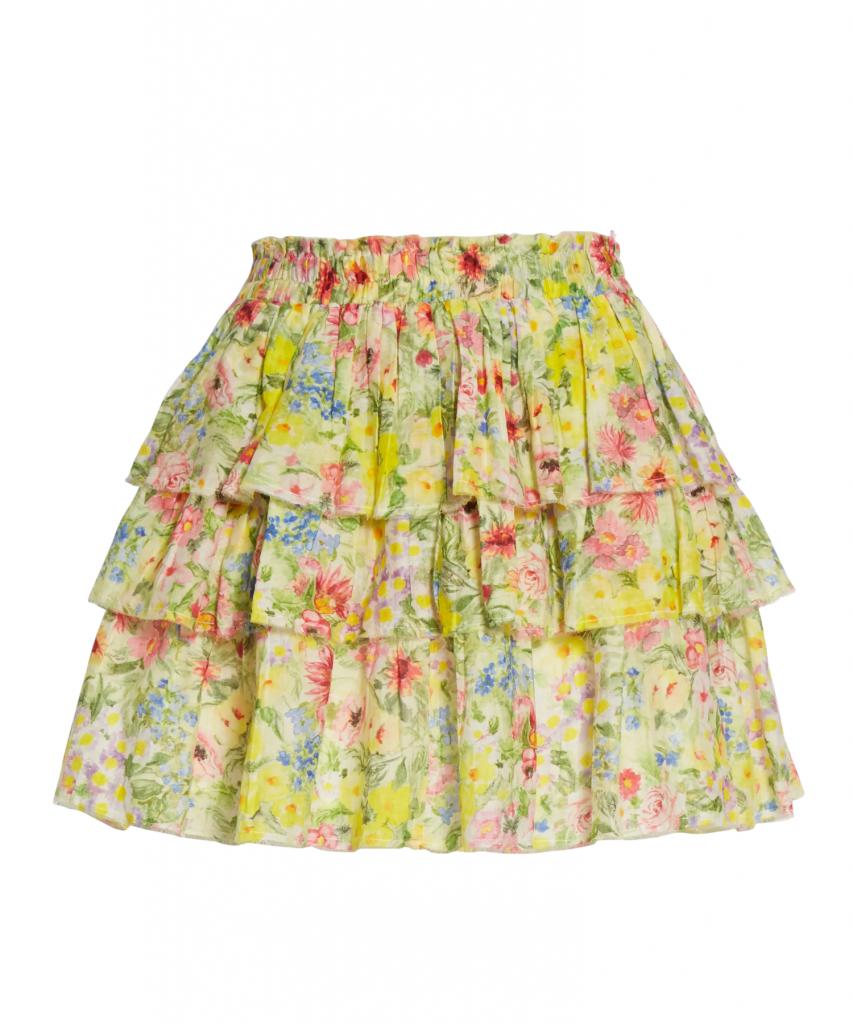 brynlee skirt rainbow skies loveshackfancy