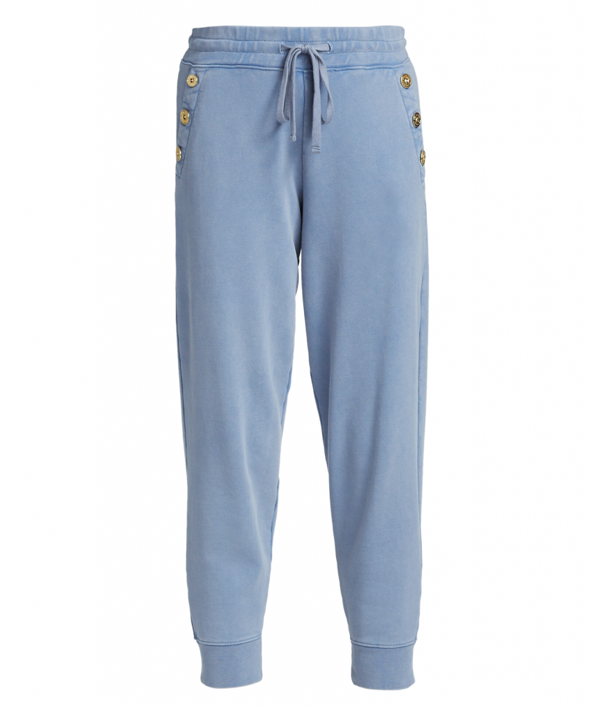 jax jogger sailor buttons deep blue derek lam 10 crosby