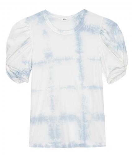 kati tee ice blue tie dye alc