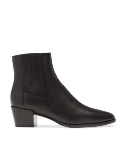 rover boot black leather rag & bone