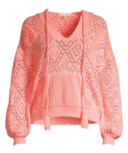 tomaso hoodie peach melba loveshackfancy