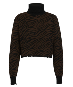 Beau Sweater Cedar Zebra RtA