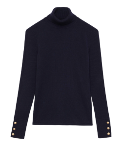 odette sweater navy l'agence