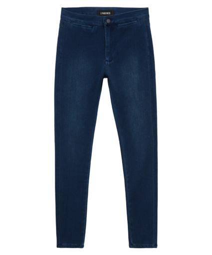 l'agence yasmeen high rise skinny jean river blue