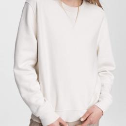 City Sweatshirt Ivory Rag & Bone