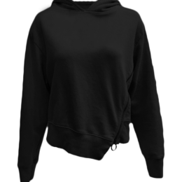archer hoodie black jonathan simkhai