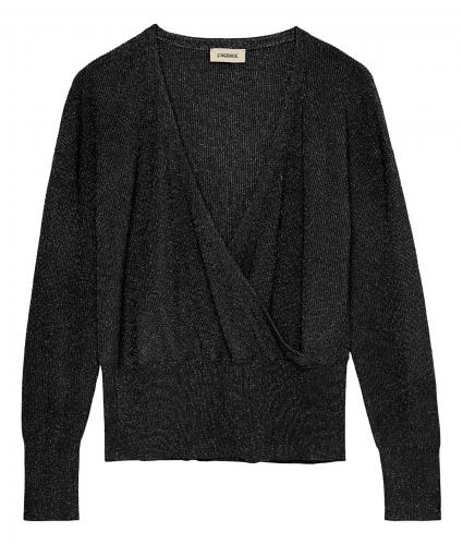 blair sweater black l'agence