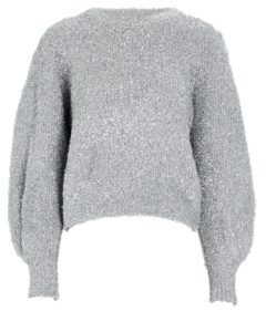 carina sweater silver ronny kobo