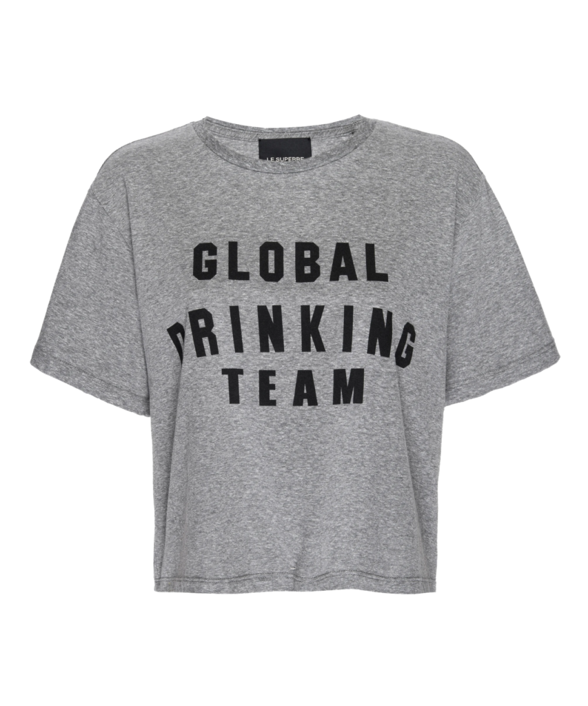 global drinking team heather grey le superbe