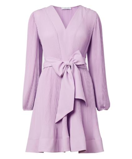 liv dress lilac milly