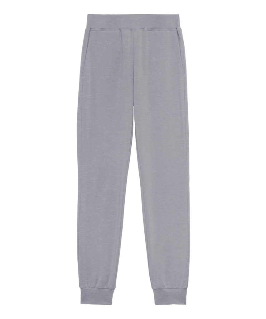 moss jogger heather grey l'agence