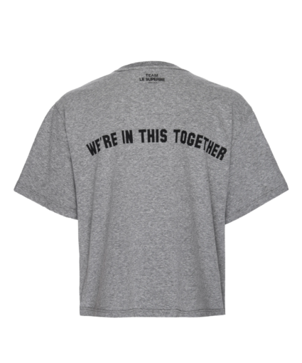 we're in this together heather grey le superbe