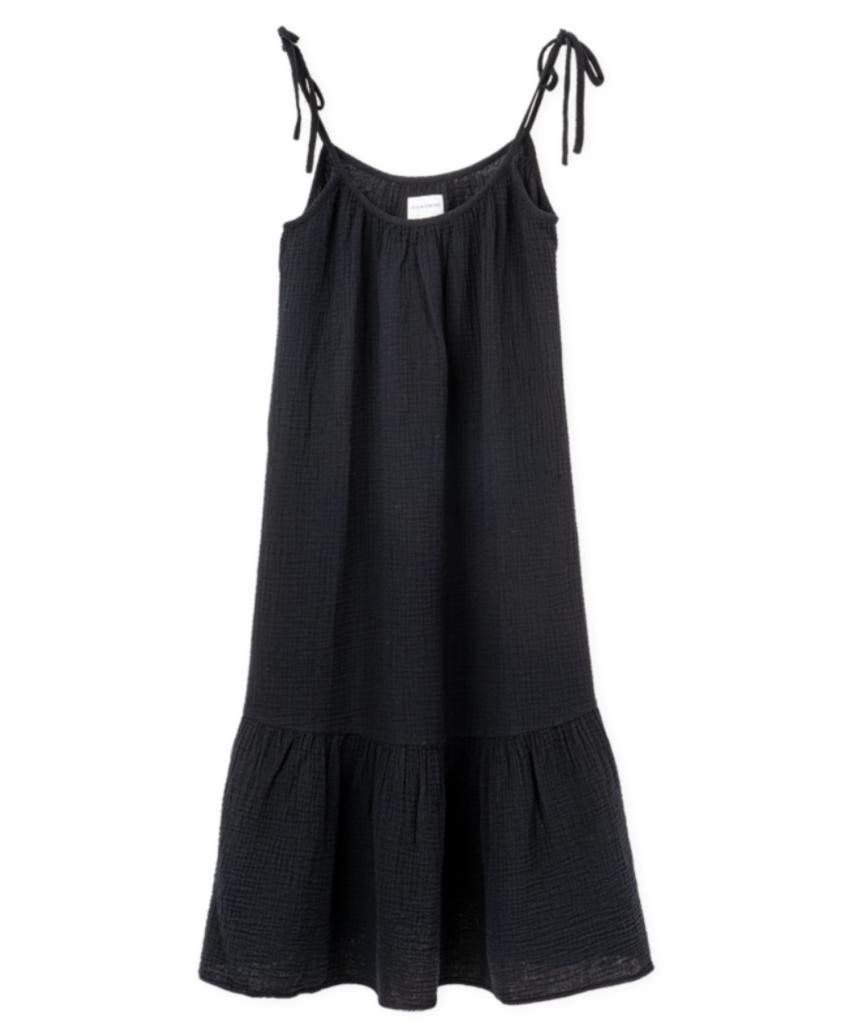 lilou dress black honorine