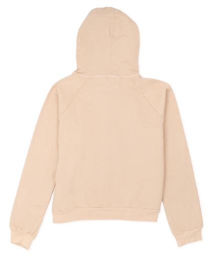 noah hoodie back sand honorine