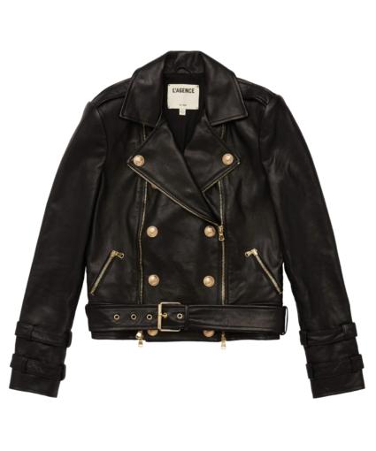 billie jacket black l'agence