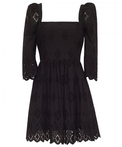 hart dress black cara cara nyc