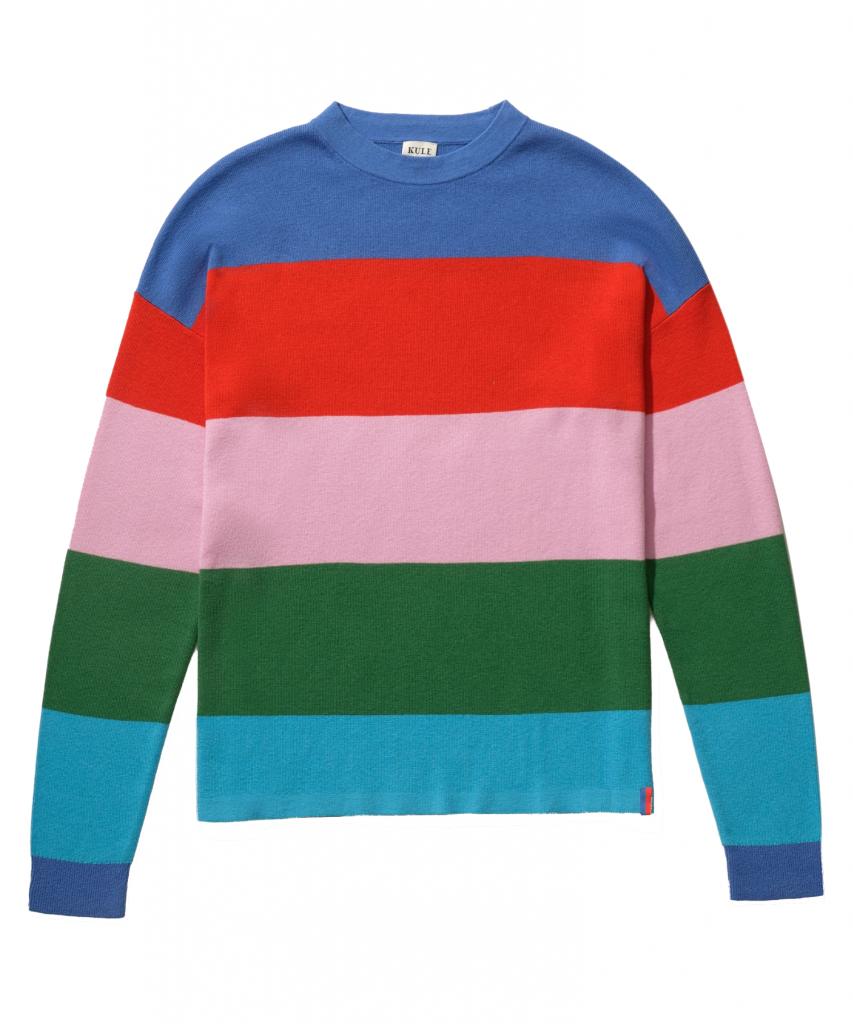 the caspia sweater multi kule